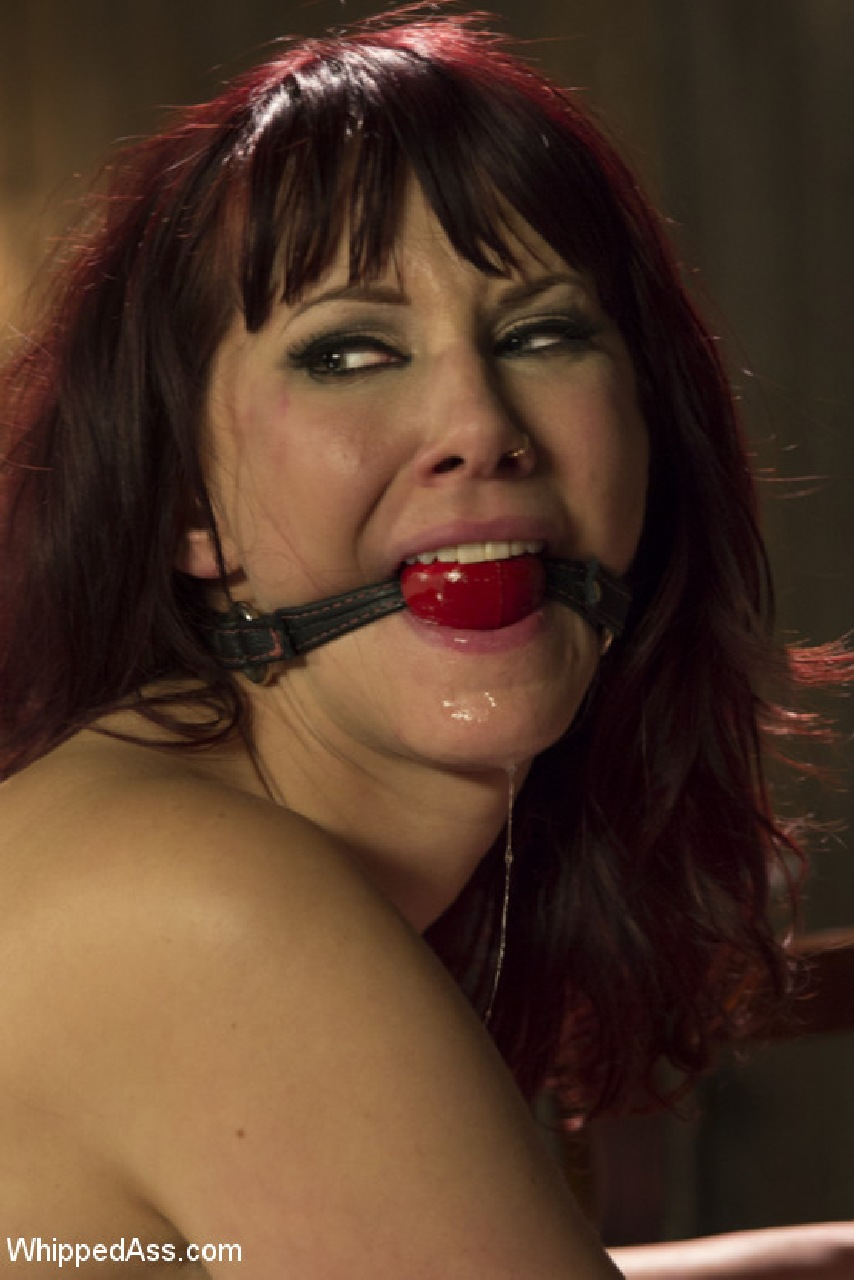 Anally dominated slave banged by rough dom 8