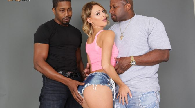 Interracial Pickups with Emma Hix, Prince Yahshua, Isiah Maxwell!